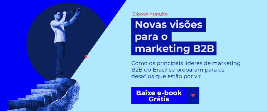 novas visões para o marketing b2b2